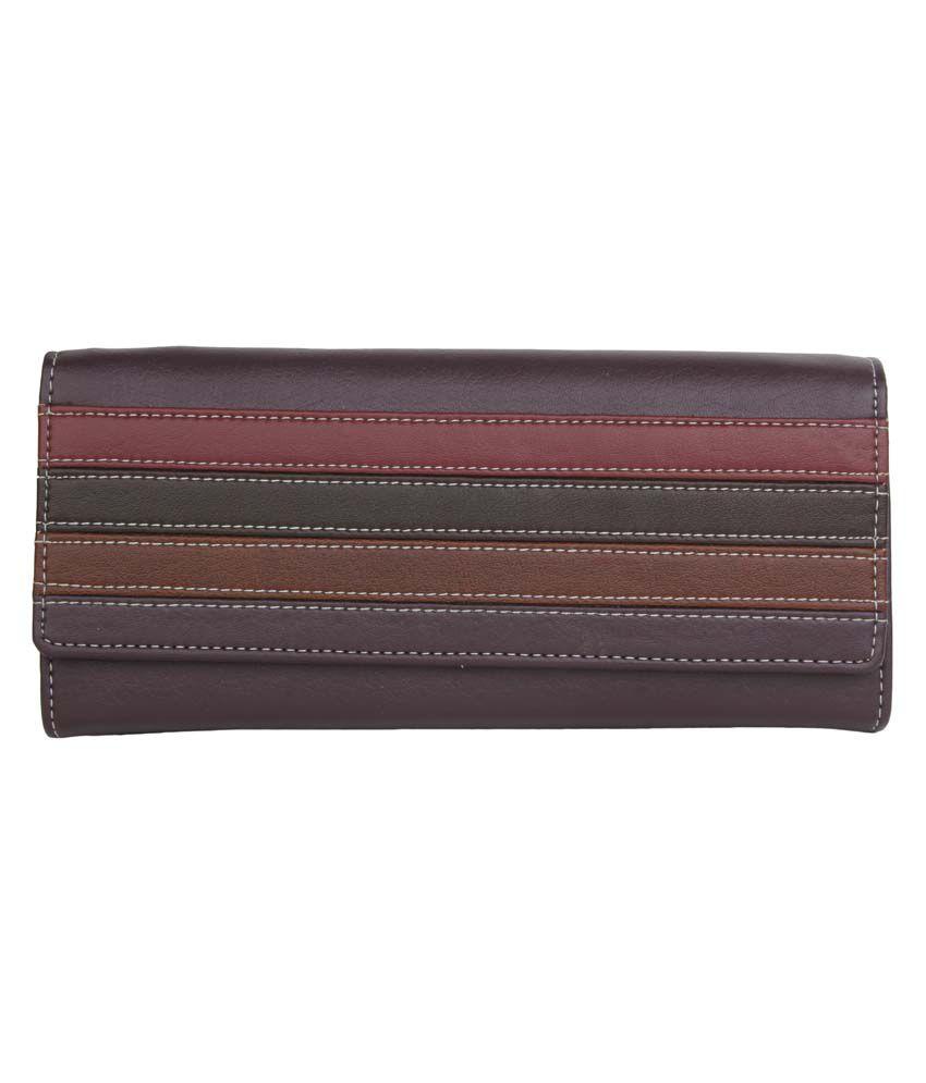 Classic Purple Wallet