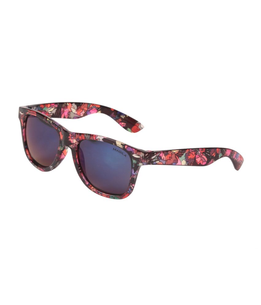 70982b9714 Magila Grey Medium Women Wayfarer Sunglasses - Buy Magila Grey Medium Women  Wayfarer Sunglasses .
