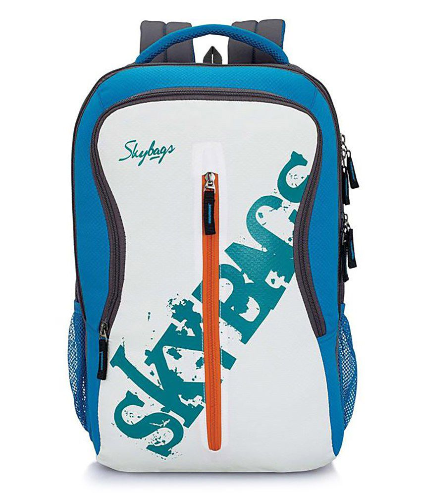 Best bags for school college - Litres Backpacks Art Punch Online At Best Prices In India On Snapdeal