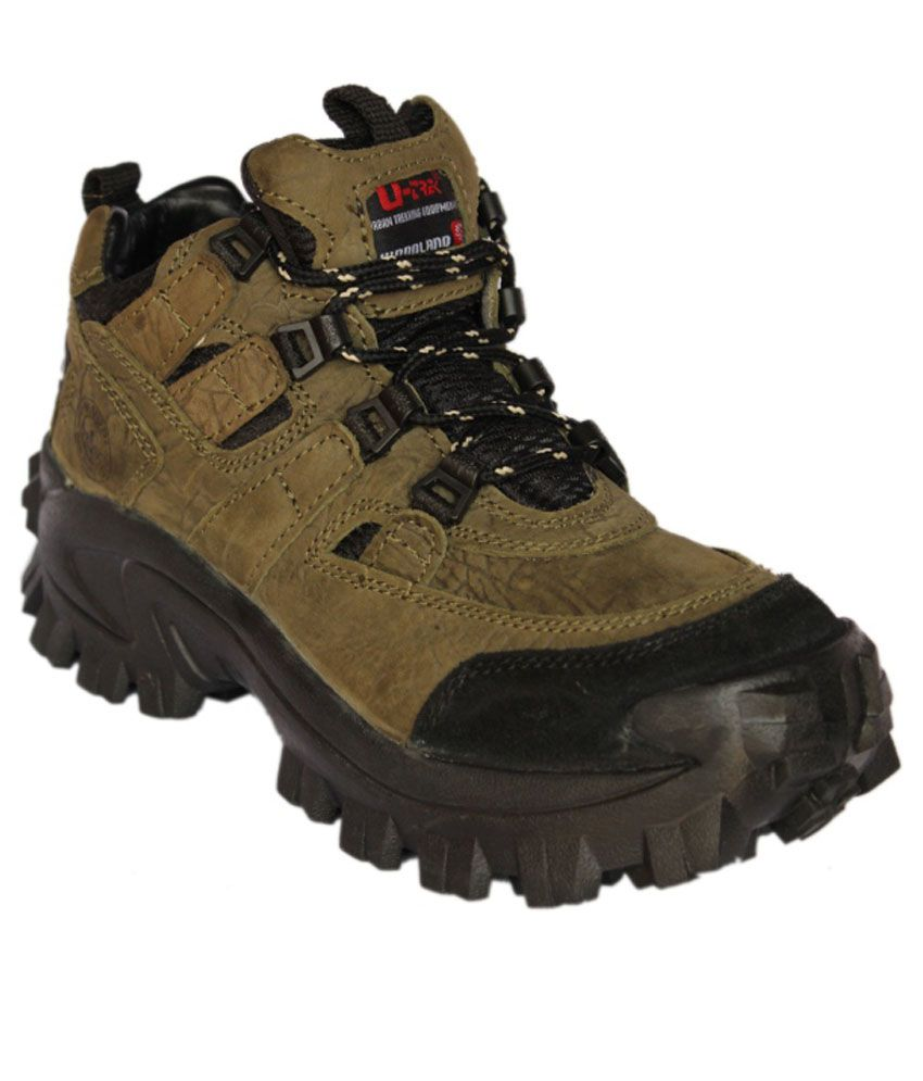 Woodland footwear offers online