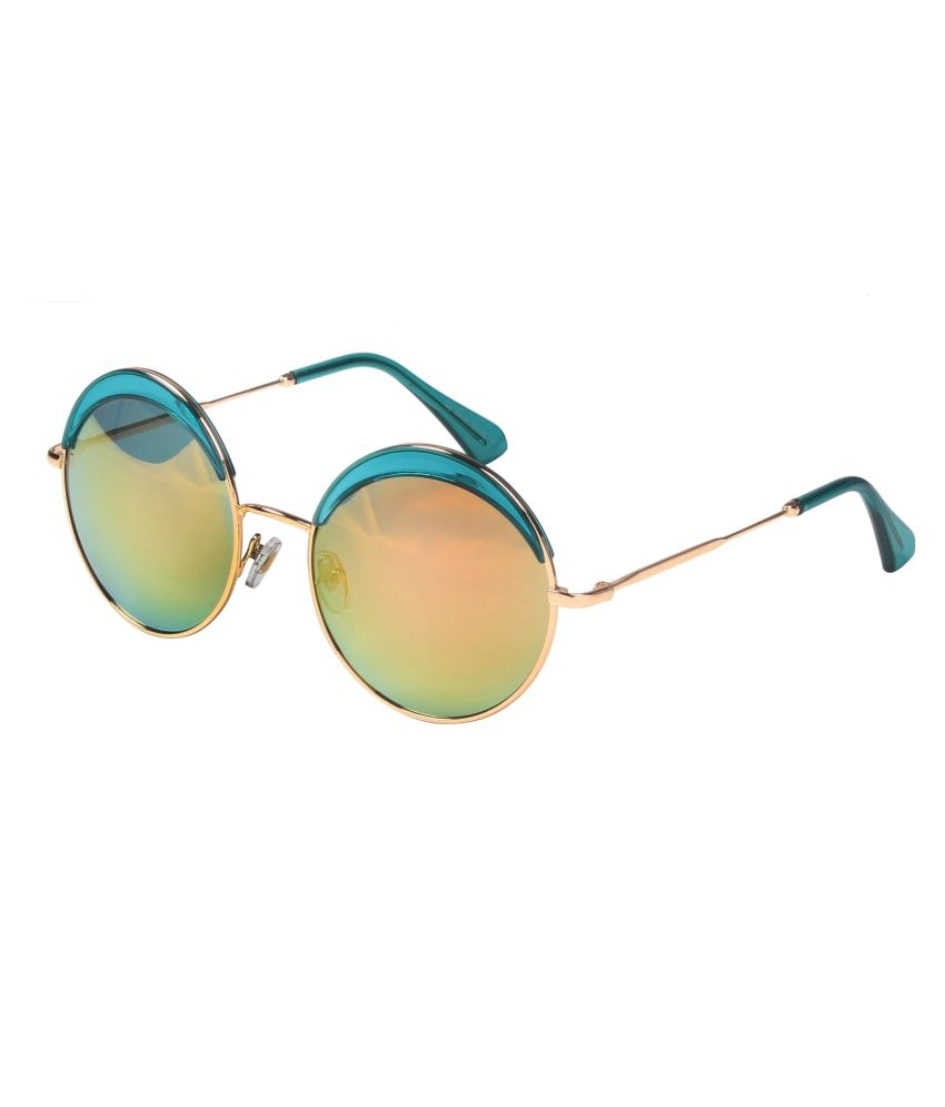 aa5426bc51 Ted Smith Large For Women Round Sunglasses - Buy Ted Smith Large For Women  Round Sunglasses Online at Low Price - Snapdeal