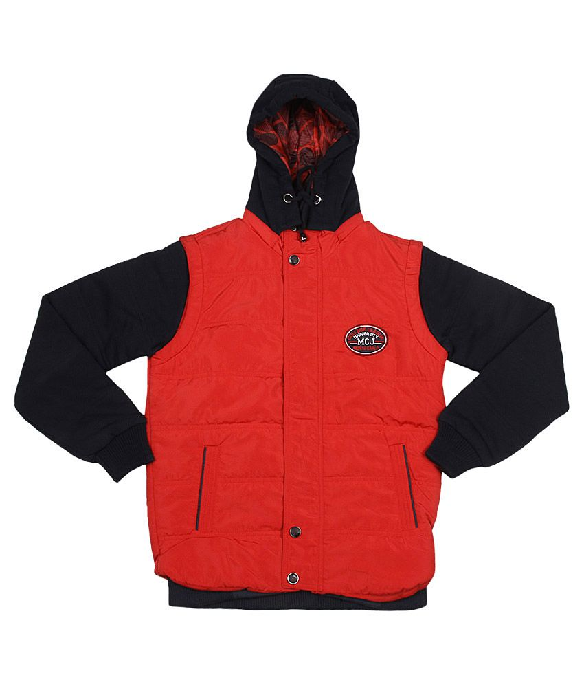 Monte Carlo Red Jacket
