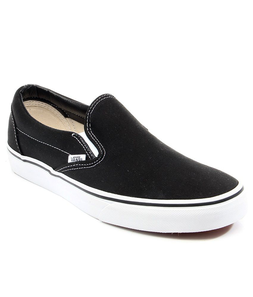 how much are the classic black vans