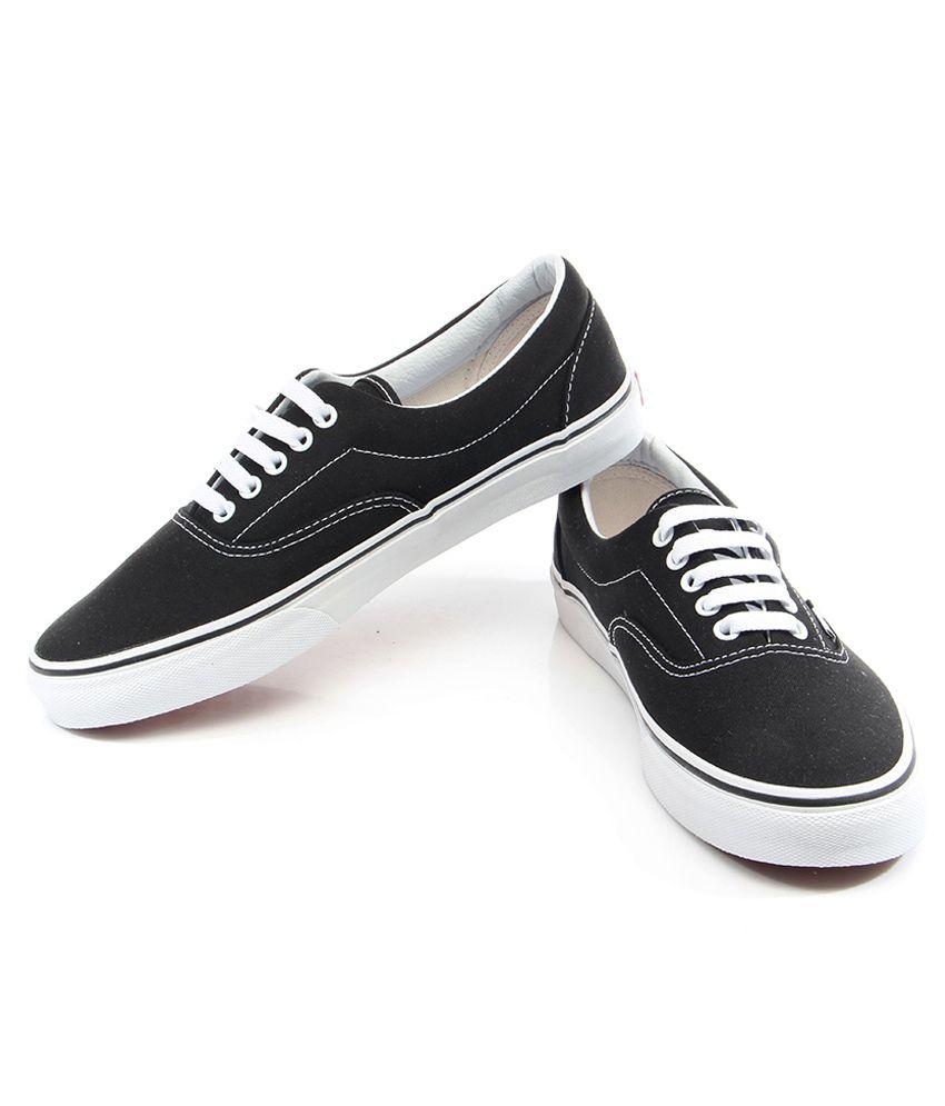 0c2041f81006 Buy vans black shoes price in india