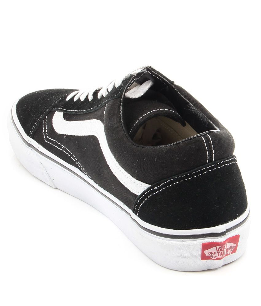 4d17cff1ec020a Vans Old Skool Black Casual Shoes - Buy Vans Old Skool Black Casual ...