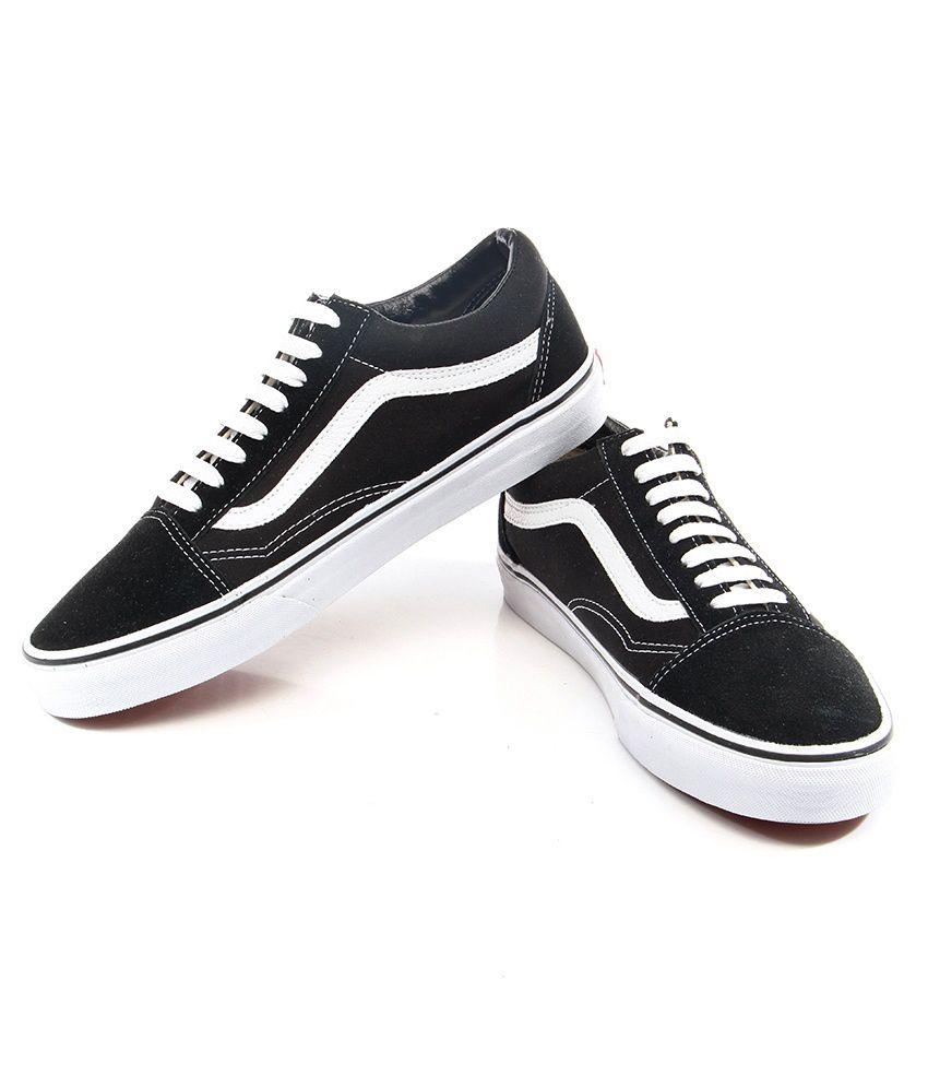2e992b457 Vans Old Skool Black Casual Shoes Vans Old Skool Black Casual Shoes ...