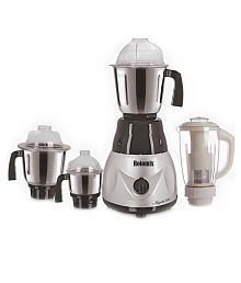 Rotomix Jumbo Dual Jet 750 Juicer Mixer Grinder Black And White