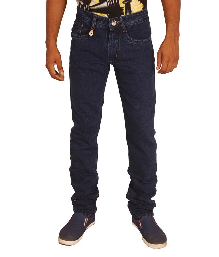 Altran Blue Regular Fit Jeans