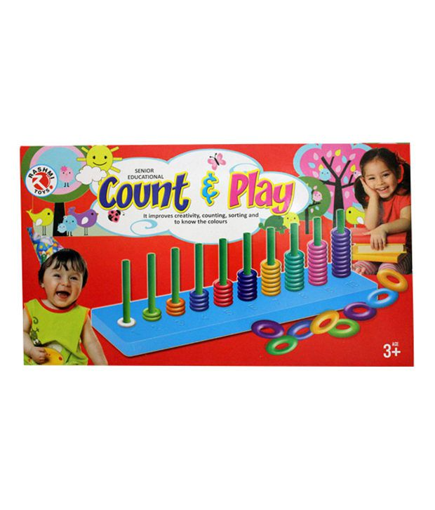 Rashmi Toys Count & Play - Educational
