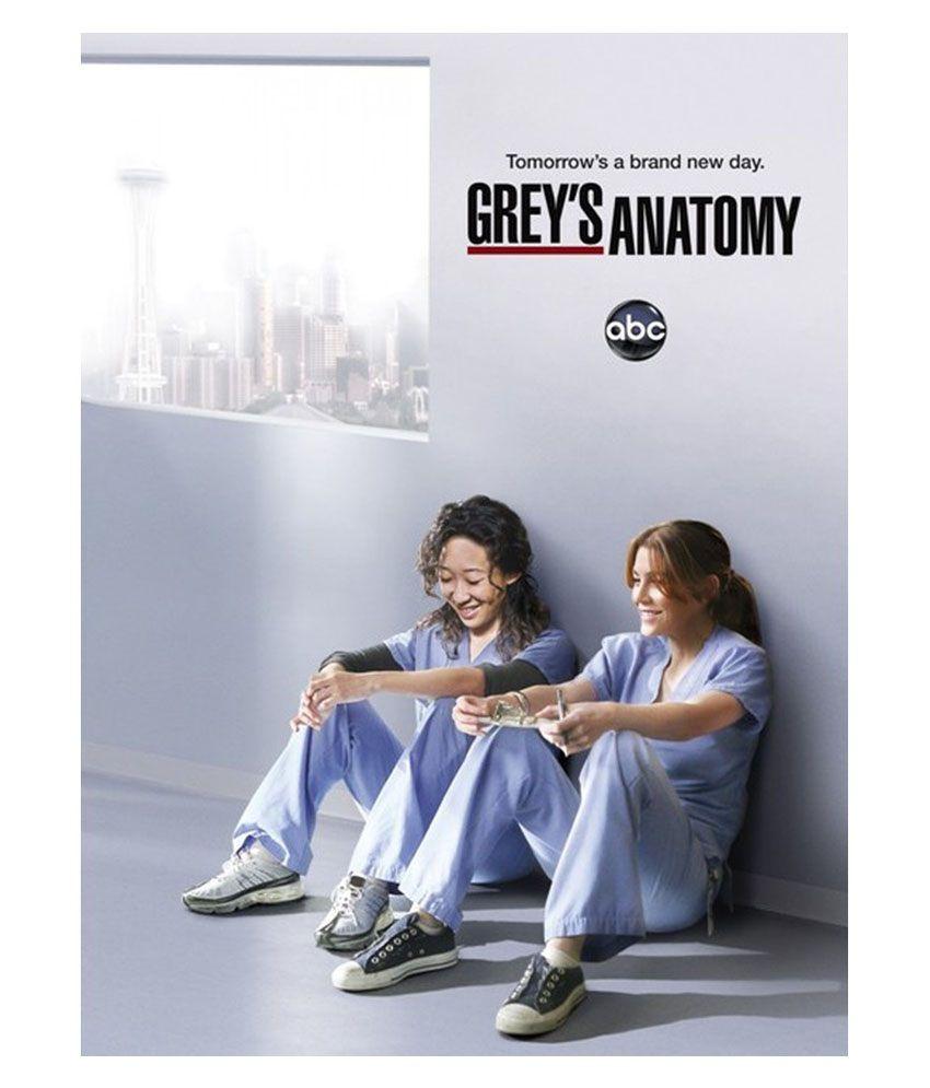 Oyeposter Greys Anatomy Poster Buy Oyeposter Greys Anatomy Poster