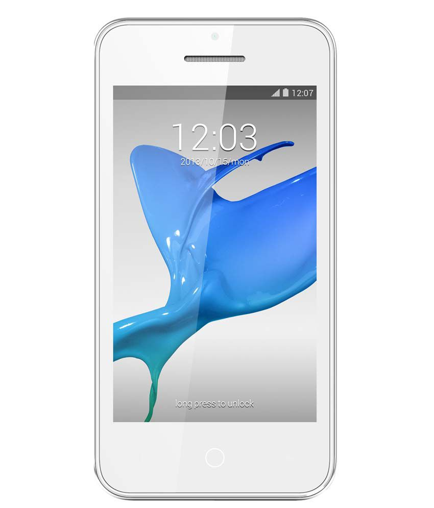 Intex ( 4GB and Below , 512 MB ) White