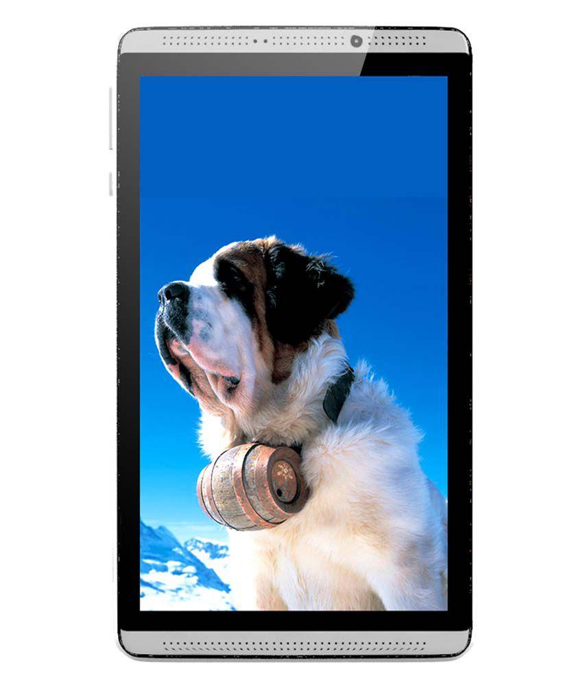 iZOTRON X7 3G Calling Tablet- Silver