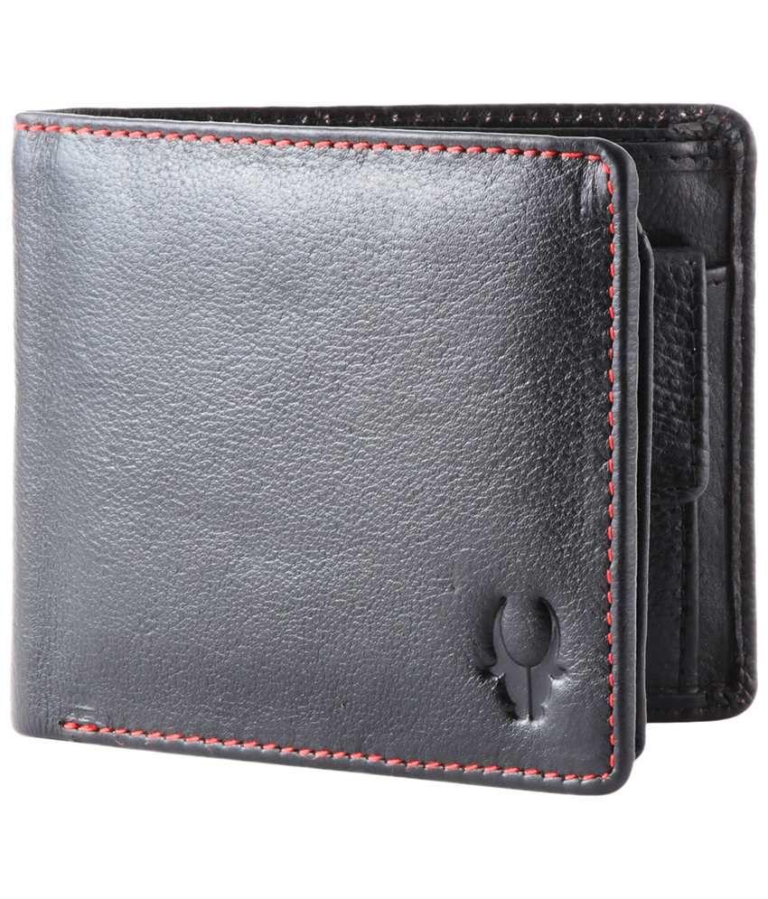 WildHorn Black Premium Wallet for Women