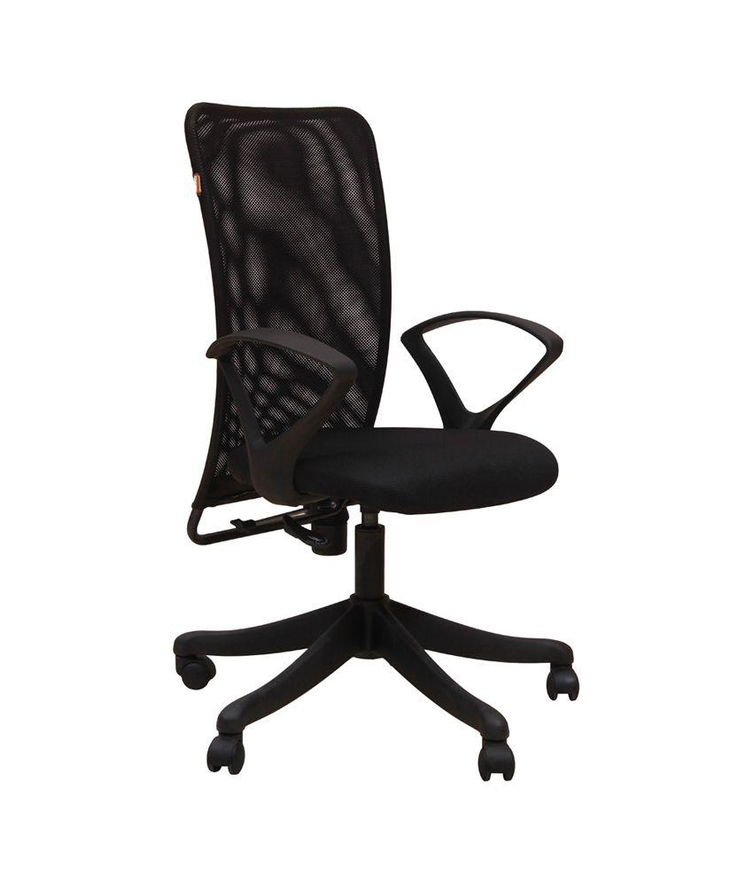 geeken bliss office chair in black bliss office chair black