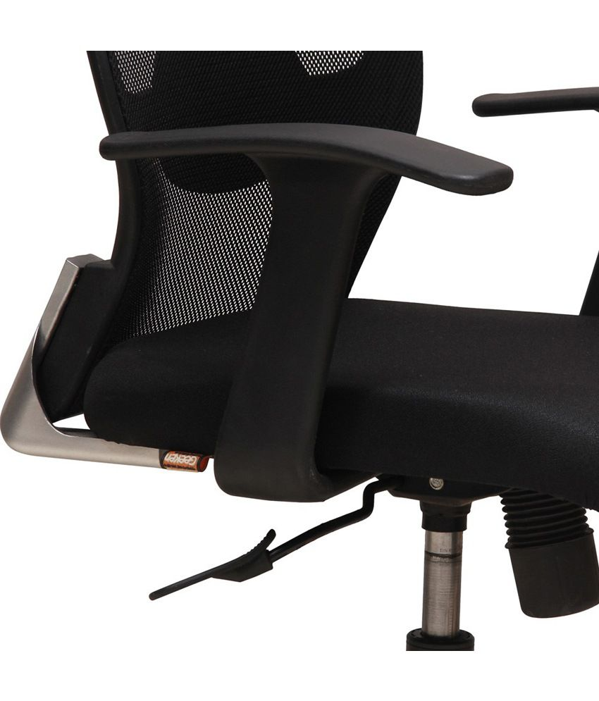 bliss office chair in black bliss office chair black