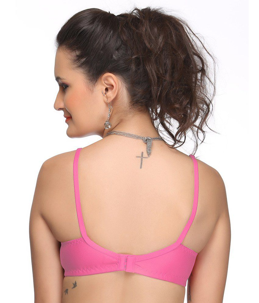 ed210362da1d8 Buy Alishan Pink Bra   Panty Sets Online at Best Prices in India ...