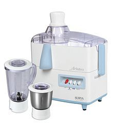 Surya Aristeo Juicer Mixer Grinder White