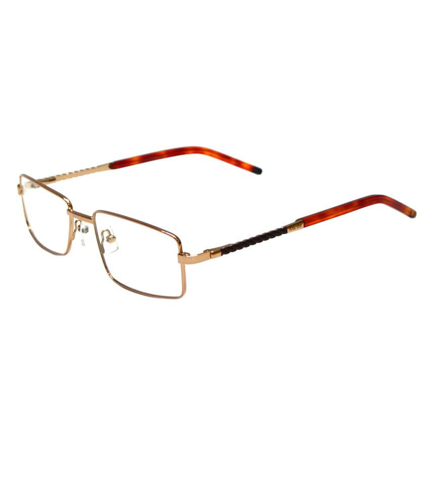 4721373df7 Red Knot Men Rectangle Eyeglasses Frames - Buy Red Knot Men Rectangle Eyeglasses  Frames Online at Low Price - Snapdeal