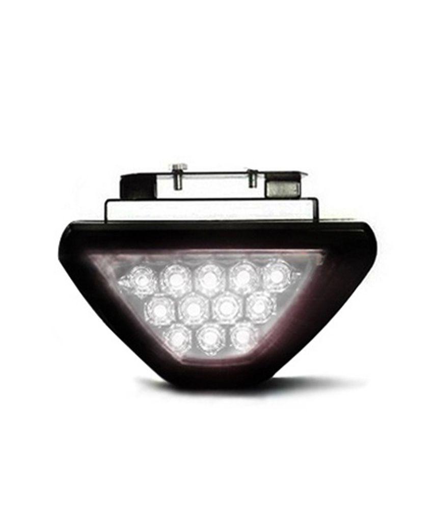 Takecare Red Car Brake Light For Honda City I Dtec E