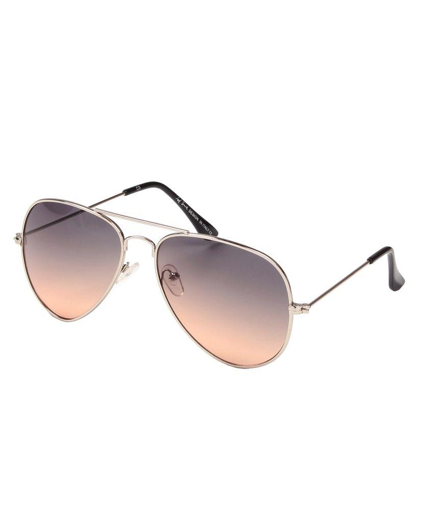 Ted Smith Medium For Unisex Aviator Sunglasses
