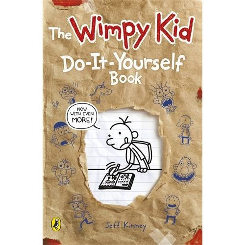 Diary of a wimpy kid do it yourself book paperback english buy diary of a wimpy kid do it yourself book paperback english solutioingenieria Image collections