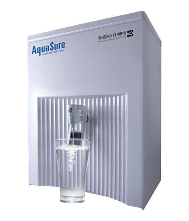 fe3297705e0 Eureka Forbes 6 Ltr Aquasure Elegant RO + UV Water Purifier Price in India  - Buy Eureka Forbes 6 Ltr Aquasure Elegant RO + UV Water Purifier Online on  ...