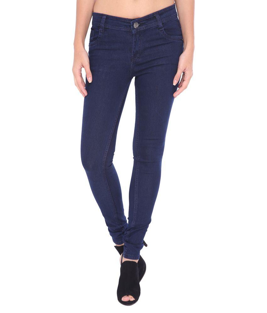 Zadine Blue Denim Jeans