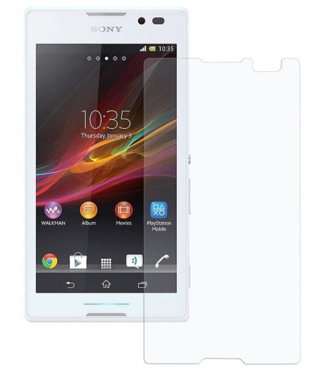 Sony Xperia Z3 Mini Tempered Glass Screen Guard by IBNELITE