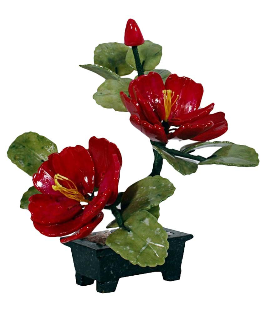 Orchard Decorative Jade Flower Bouquet: Buy Orchard