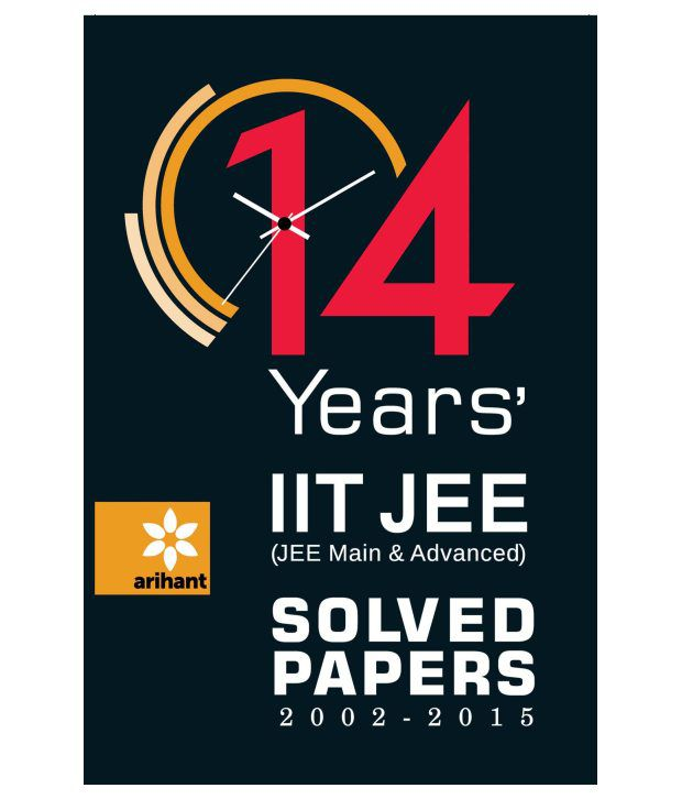 34 years iit jee papers