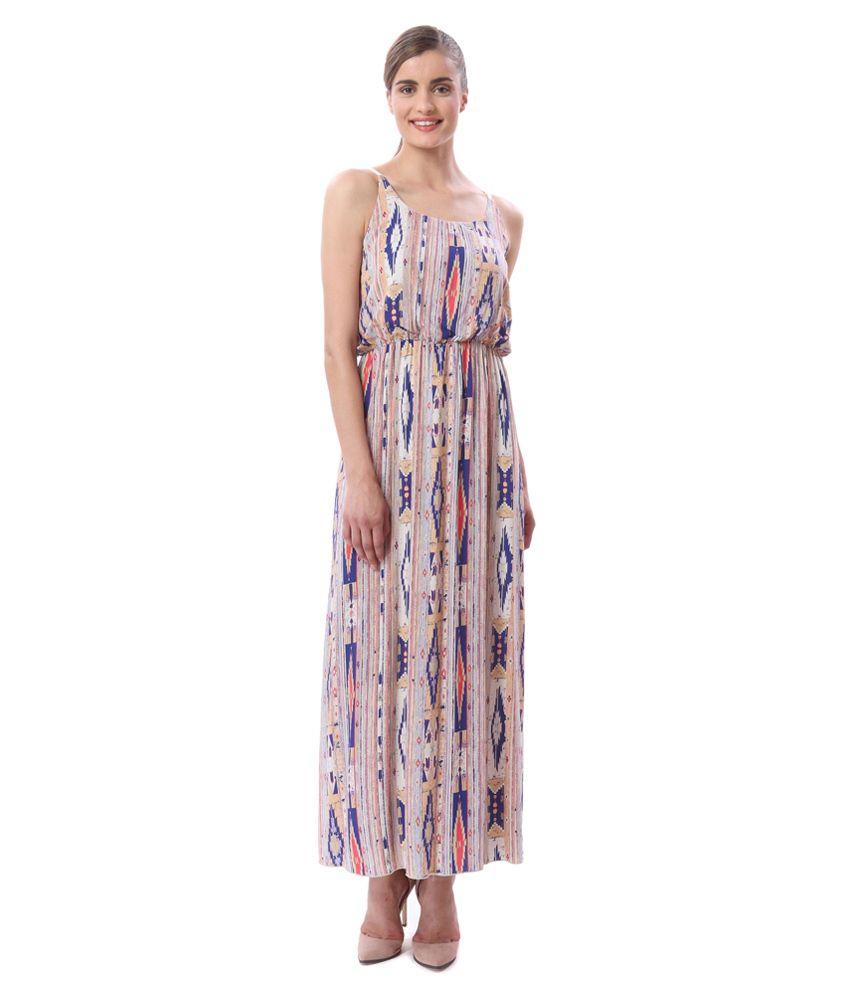 Vero Moda Multi Viscose Dresses