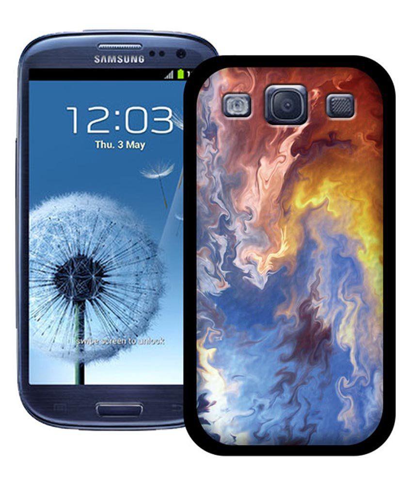 the latest 3f7bb 17569 Zapcase Back Cover For Samsung Galaxy S3 - Multicolour