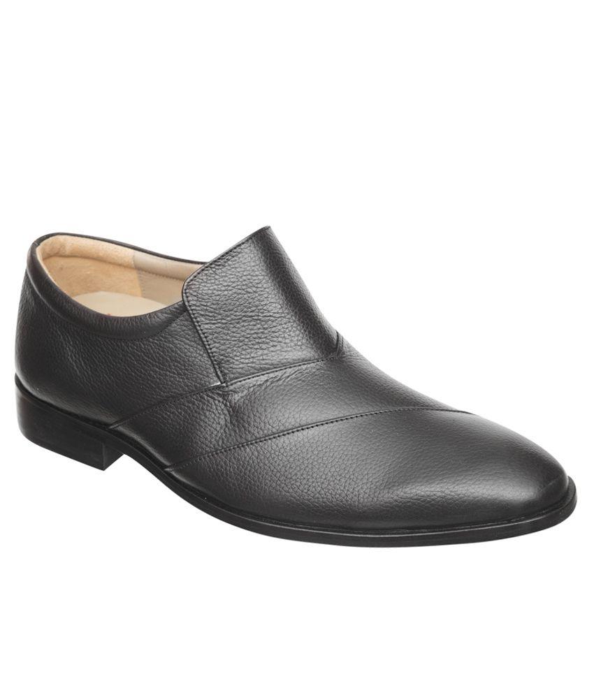 gaitonde black formal shoes price in india buy gaitonde