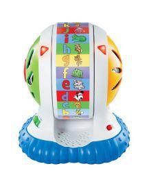 LeapFrog Spin & Sing Alphabet Zoo Spinner