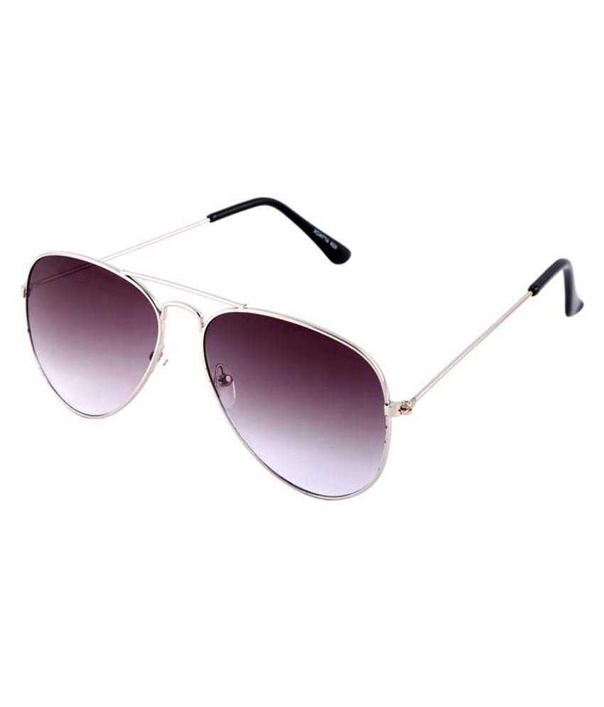 Mitsky Black Aviator Sunglasses