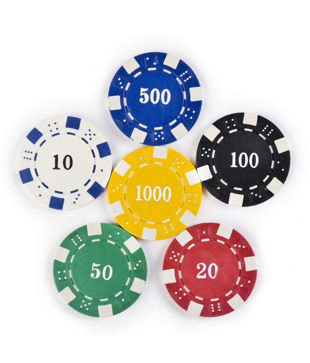 casinoite adda52 300 pcs poker chips set - Poker Chips Set