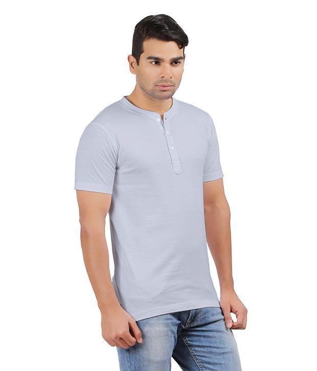 Hbhwear Multicolor Cotton Tshirt - Combo Of 2