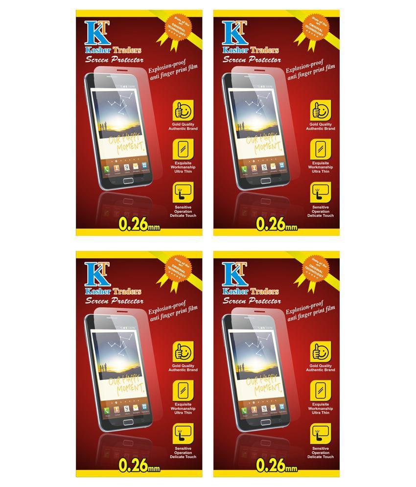 Motorola Moto X Play AntiGlare Screen Guard by Kosher Traders
