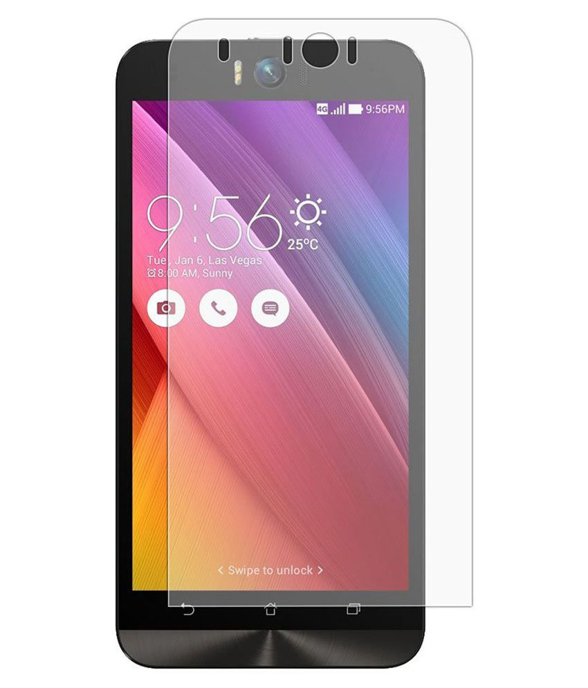 Asus Zenfone 2 Selfie Matte Screen Guard by Uni Mobile Care