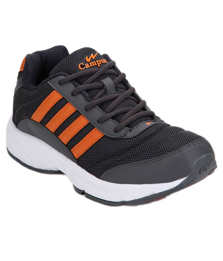 85c88bf8e Action Campus Grey Sports Shoes - Buy Action Campus Grey Sports Shoes Online  at Best Prices in India on Snapdeal