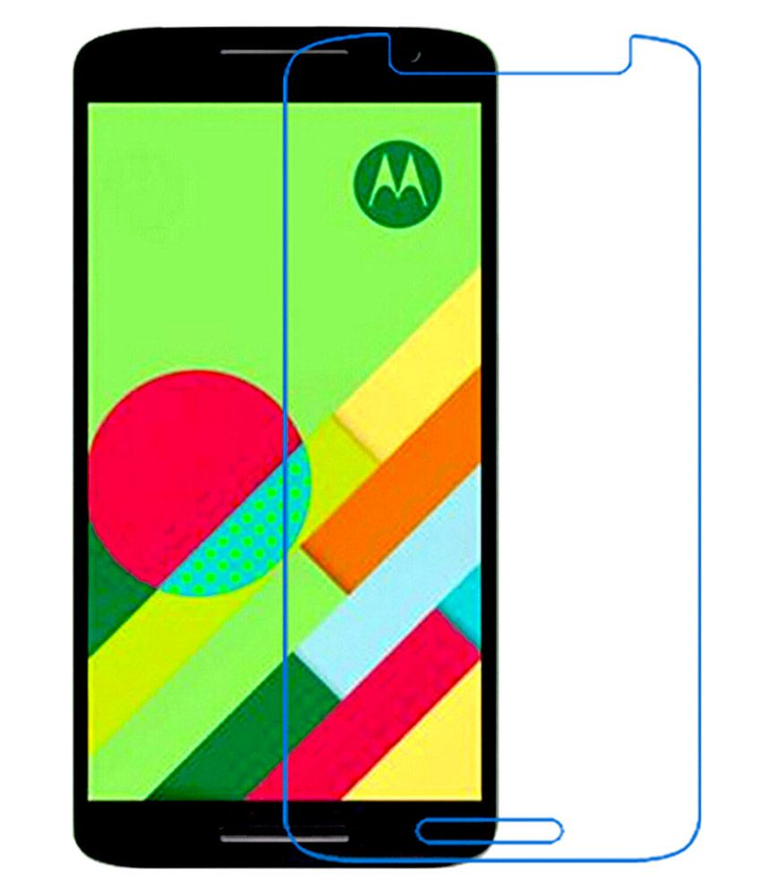 Moto X Play 3 Clear Screen Guard by Uni Mobile Care