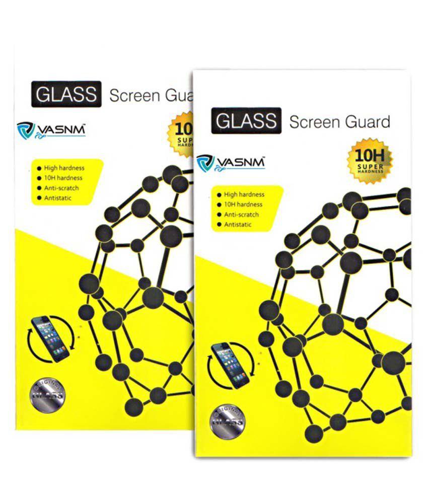 Vasnm Tempered Glass Screen Guard For Motorola Moto G (3rd gen) (Pack Of 2)