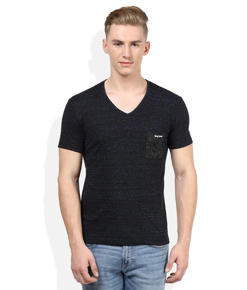 Being Human Black T-Shirt