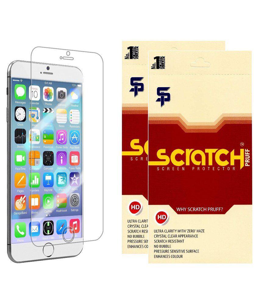 Apple iPhone 6 Matte Screen Guard by Scratch Pruff