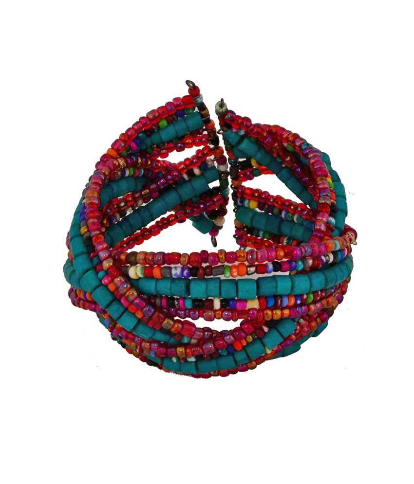 Dillidil Pink Bracelets Pack Of 2