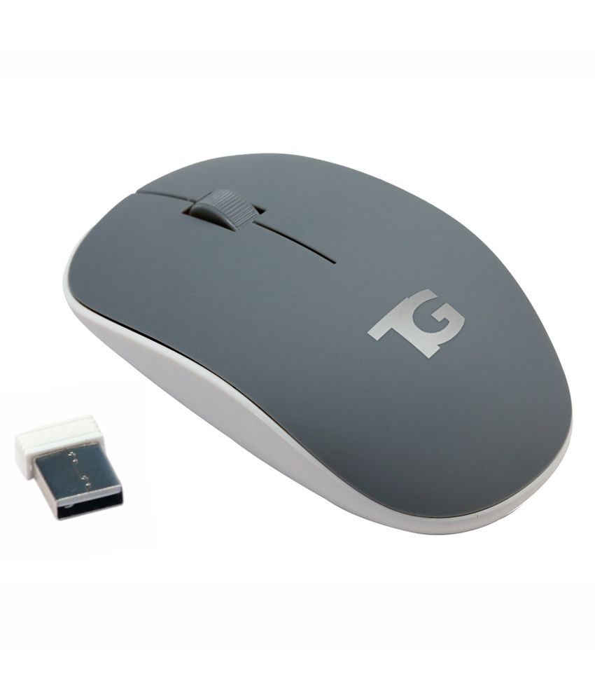 TG-Tacgear TG-WLM-8001 Wireless Mouse Grey