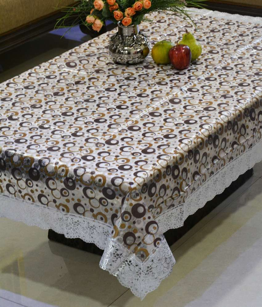 Freely Multicolour Floral 4 Seater Table Cover