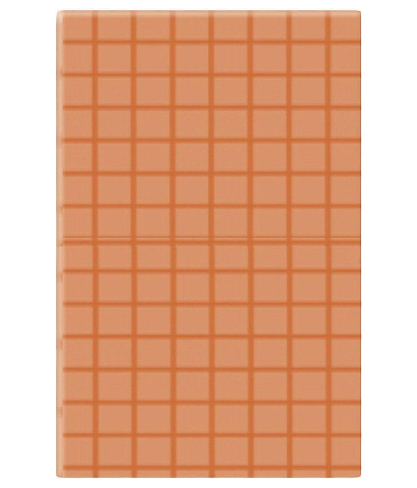 Buy white feet tiles brown non ceramic tile 4 pcs online at low white feet tiles brown non ceramic tile 4 pcs dailygadgetfo Choice Image