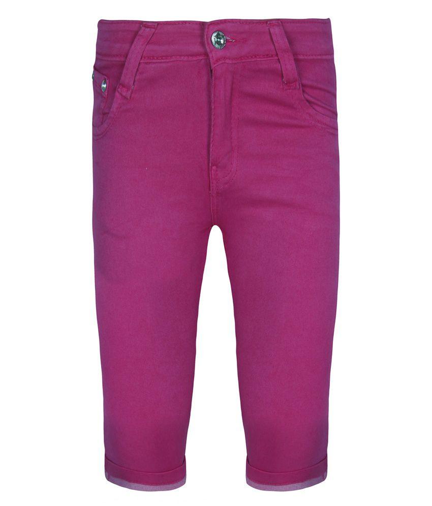 Jazzup Pink Capris