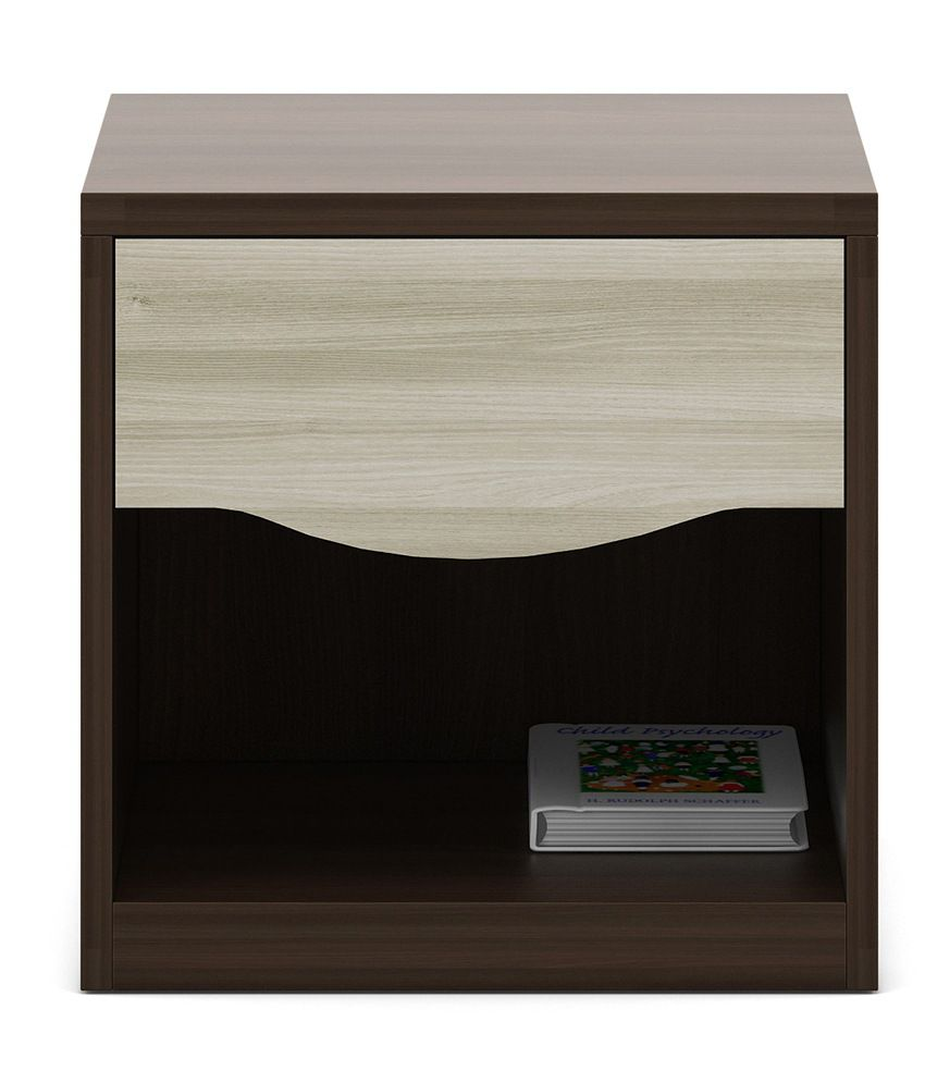 Crescent Bed Side Table